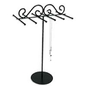 Metal Jewelry Display Necklace Stand 13