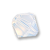 Swarovski 5328 4mm White Opal Bicone Bead (10-Pcs)