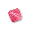 Swarovski 5301 4mm Indian Pink Bicone Bead (10-Pcs)