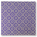 Lillypilly Aluminum Sheet Lacy Squares 3