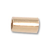 Gold Filled Crimp Tube Bead 3x2mm (4-Pcs)