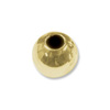 Gold Filled Round Beads Seamless 3mm (4-Pcs)
