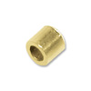 Gold Filled Crimp Tube Bead Seamless 1x1mm (10-Pcs)