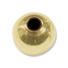 Gold Filled Round Bead Seamless 6mm (1-Pc)