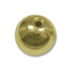 Memory Wire End Cap 3mm Gold Plated (10-Pcs)