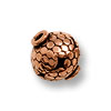 Designer Copper Bead 10x10mm (1-Pc)