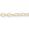 Fine Cable Link Chain 2mm Gold Filled (Priced per Foot)