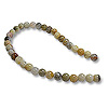Crazy Lace Agate Beads 4mm (16