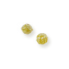 Diamond Beads Faceted 2.5-3.5mm Yellow (Each)