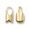 Gold Filled End Cap 4x1.5mm (1-Pc)