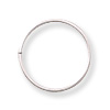 Jump Ring Open 9mm Sterling Silver (2-Pcs)