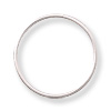 Jump Ring Closed 10mm Sterling Silver (1-Pc)