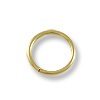 Jump Ring Round Open 9mm Gold Filled (2-Pcs)
