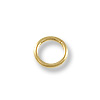 Jump Ring Round Open 7mm Gold Filled (4-Pcs)