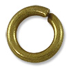 Jump Ring - Open 10mm Antique Brass Plated (10-Pcs)