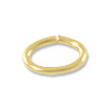 Oval Jump Ring 6.4x4mm Open Gold Filled (4-Pcs)