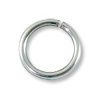 Jump Ring Open 10mm Sterling Silver Filled (2-Pcs)