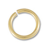 Jump Ring 5.8mm Open 14k Yellow Gold (1-Pc)