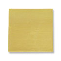 Brass Square 24 Gauge Blank 1-1/16