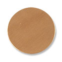 Copper Round Blank 24 gauge 1
