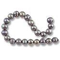 Freshwater Potato Pearl Grey 7-8mm (16