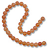Red Aventurine Round Bead 4mm (16
