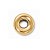 Gold Filled Rondelle Spacer Bead 5x2.5mm (1-Pc)