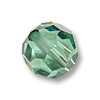 Swarovski Round Crystal Bead 5000 6mm Erinite (6-Pcs)
