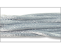 Satin Cord 2mm  Silver (1-Yard)