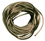 Satin Cord 3mm  Coffee (1-Yard)