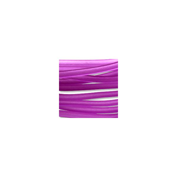 Soft Glass Tubing Violet Hollow Flexible Glass Tubing