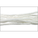 Silk String White