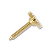 Scatter Pins 9x5mm Gold Plated (10-Pcs)