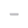 Straight Tube 6x1.5mm Sterling Silver (2-Pcs)