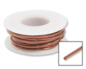 Copper Wire 24ga Dead Soft Round (20-Ft)