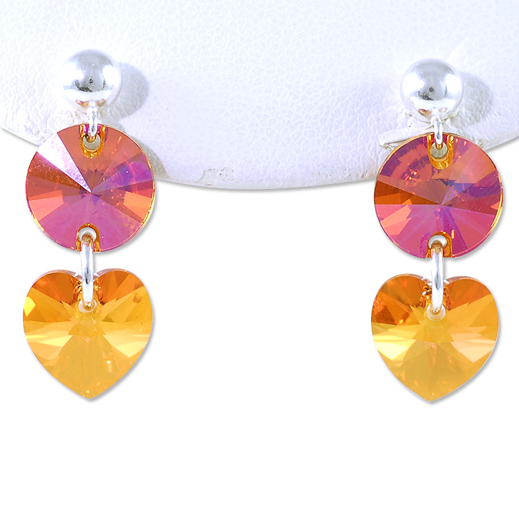 Hearts of Fire Earring Project
