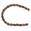 Rhodochrosite 6x4mm Barrel Beads (16
