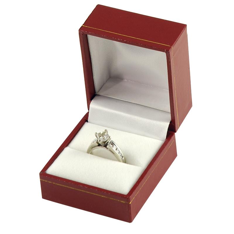 Diamond Ring In Box Png Free