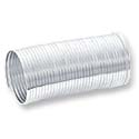 Flat Ring Memory Wire Silver Plated Steel 1/3oz.