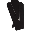 Necklace Display 1 Chain Black Velvet