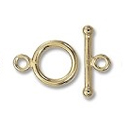 Toggle Clasp 9mm Gold Filled (Set)