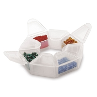 Bead Storage Ring 8 Compartments