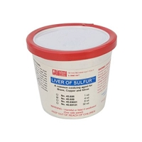 Liver of Sulfur Powder (4 oz.)