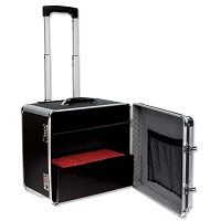 Rolling Case with Hidden Handle