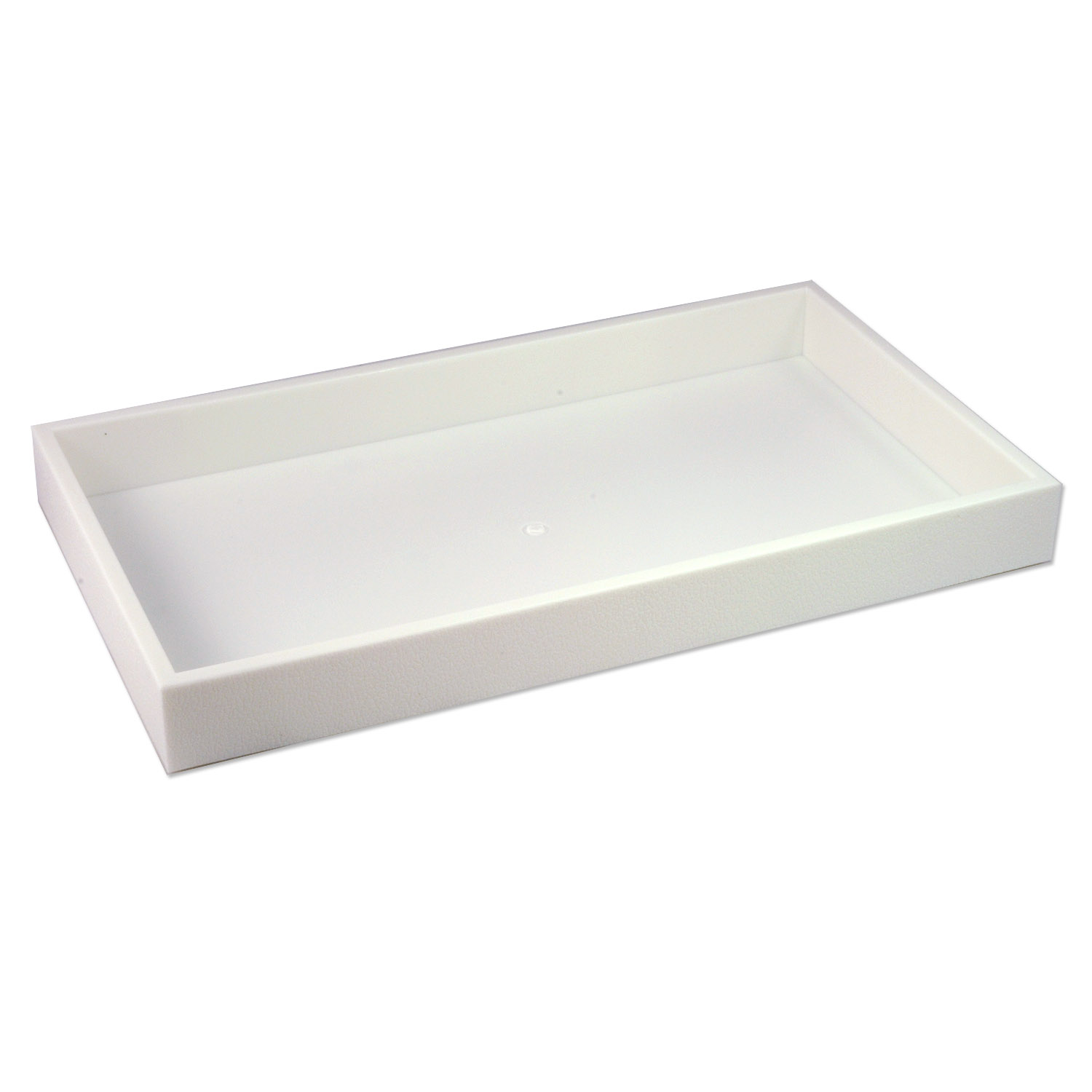 white tray for jewelry stackable plastic utility jewelry