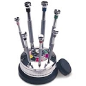 Screwdriver Set- 9pc w/Display Stand