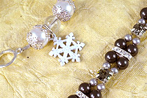 Fall and Winter Bracelet Projects by JewelrySupply.com