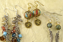 Quick & Easy Earring Projects by JewelrySupply.com