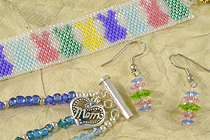 Spring Projects by JewelrySupply.com