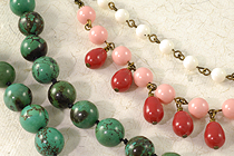 Quick and Easy Necklace Projects by JewelrySupply.com